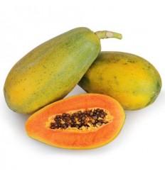 熟木瓜 Papaya 一个