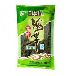 金海林幼嫩宽叶海带 Dried Kumbu 150g