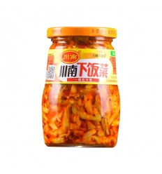 川南下饭菜(瓶装) Preserved Beans 330g