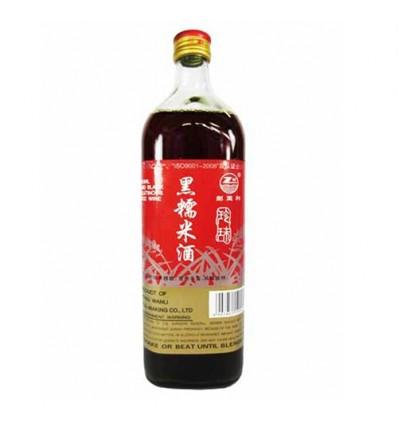 郑万利(黑)糯米酒 Nuomi wine 750ml
