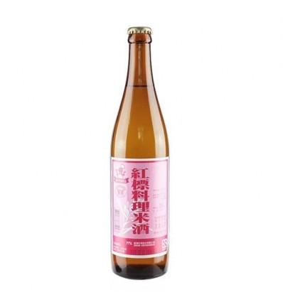 台湾红标料理米酒 Red Rice wine 600ml