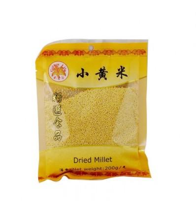 金百合小黄米 Yellow Rice 200g