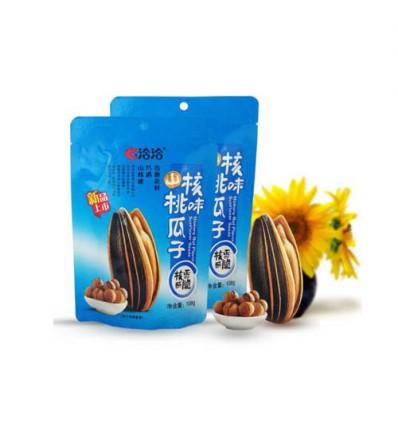 恰恰(山核桃)瓜子 sunflower seeds