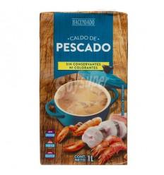 HACENDADO牌西班牙海鲜汤 (1L * 2盒) Caldo de pescado