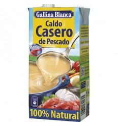 GALLINA BLANCA牌西班牙(海鲜)高汤 1L Caldo de pescado