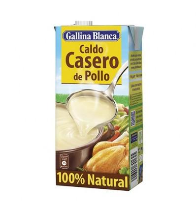 GALLINA BLANCA牌西班牙香浓鸡汤 1L Caldo de pollo