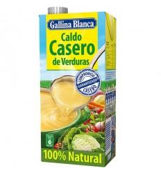 GALLINA BLANCA牌西班牙(蔬菜)浓汤 1L Caldo de pollo