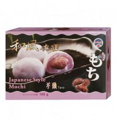 宇光日式麻薯 芋头味 Sunwave Japanese Style Mochi -Taro 180g