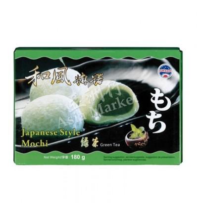 宇光日式麻薯 绿茶味 Sunwave Japanese Style Mochi -Tea 180g