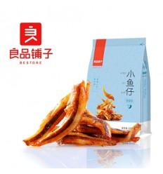 良品铺子 - 小鱼仔(香辣味)120g Bestore Snacks