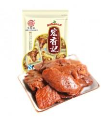 宏香记手撕香辣牛肉豆脯 198g Dried beef