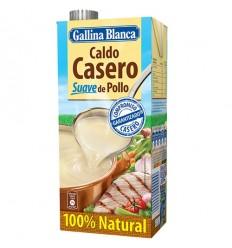 GALLINA BLANCA牌西班牙(清)鸡汤 1L Caldo de pollo suave