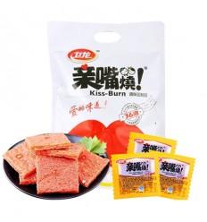卫龙亲嘴烧(川香风味)300g flavor Toufo
