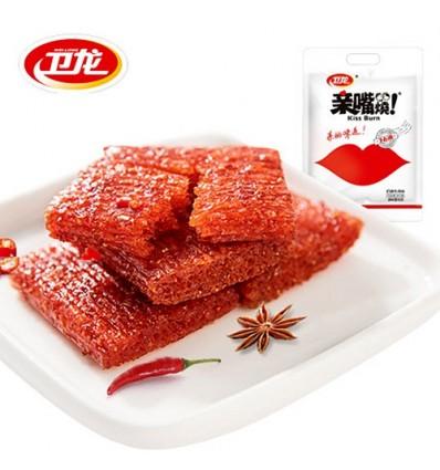 卫龙亲嘴烧(香辣味)300g flavor Toufo