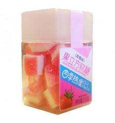 四季热度果立方软糖 - 草莓味115g blueberry candy