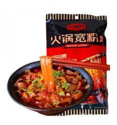 好哥们火锅宽粉 麻辣味 Chinese rice noddles 257g