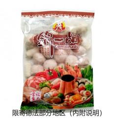 (仅限德法)蒙福锅一品 meats balls 约500g