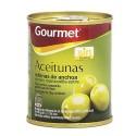 Gourmet牌鳀鱼味酸橄榄 120g * 3罐 Aceitunas rellenas de anchoa