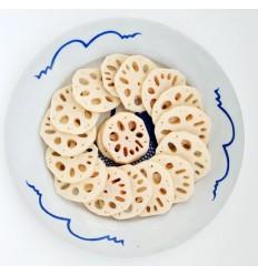 (真空包装)鲜切莲藕片 Lotus 约200g