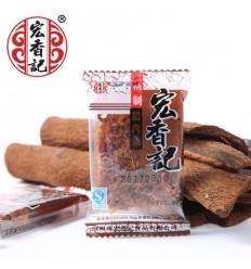 宏香记精制猪肉条 Dried pork 85g