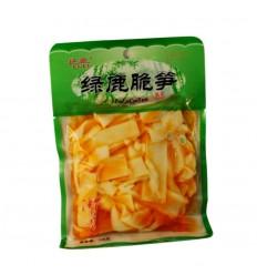 绿鹿脆笋 Crispy bamboo shoots 140g