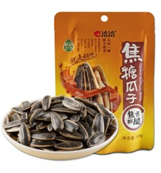 洽洽焦糖味瓜子 108g sunflower seeds