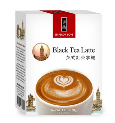日和英式红茶拿铁 Black Tea Latte 100g