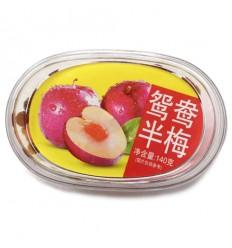 鸳鸯半梅 plum 150g