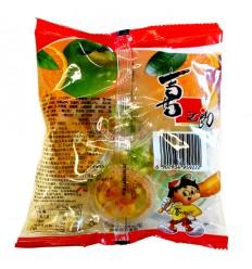 喜之郎 乳酸钙果汁果冻 CICI jelly 150g