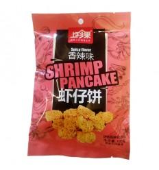 上珍果虾仔饼(香辣味) Shrimp Pancake 100g