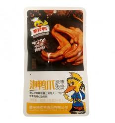 啃佬鸭 泡鸭爪(原味) Spicy duck paw 30g