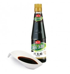 海天黑米醋 vinegar 450ml