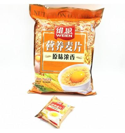 维恩营养麦片 原味浓香 Oatmeal 630g