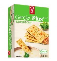 嘉顿梳打饼干 香菜/芫荽味 Soda crackers Coriander flavor 192g