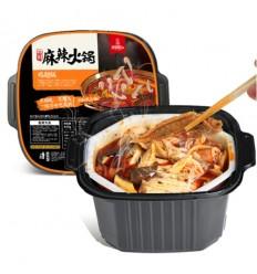 巴蜀懒人四川麻辣火锅 鸡翅版 Sichuan Spicy Hot Pot 440g