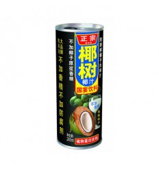椰树牌 椰汁 245ml Coco Drink
