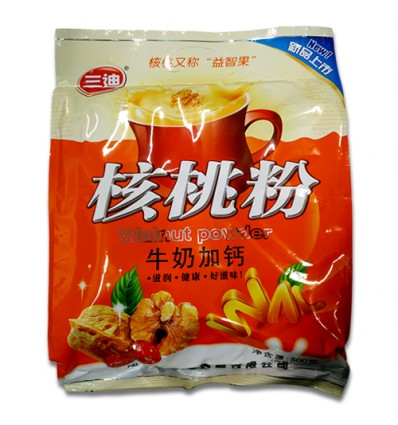 三迪 核桃粉(牛奶加钙)Walnut powder 500g