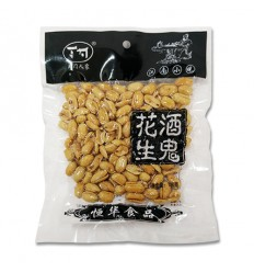双门人家 酒鬼花生 Salty peanut 130g