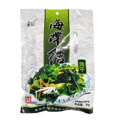 英厨海带结 Kombu strips 50g