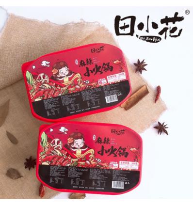 田小花小火锅(麻辣味)Sichuan Spicy Hot Pot 300gr