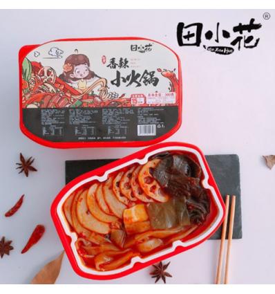 田小花小火锅(香辣味)Sichuan Spicy Hot Pot 300gr