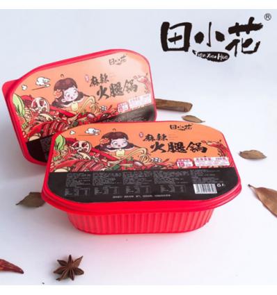 田小花麻辣火腿锅 Sichuan Spicy Hot Pot 300gr