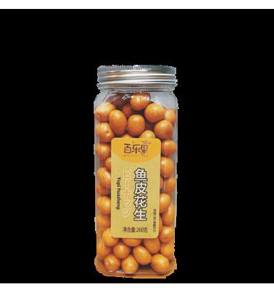 百乐果鱼皮花生 peanuts 260gr