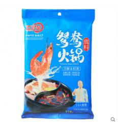 红灯笼火锅底料(三鲜红汤)蓝色Hot pot spices 228gr