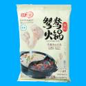 红灯笼鸳鸯火锅底料(牛骨汤+红汤)白袋 Hot pot spices 228gr