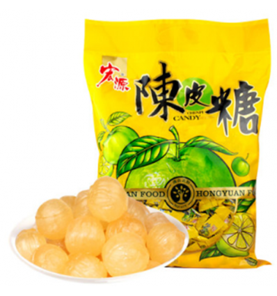 宏源陈皮糖 ChenPi Candy 80g