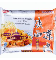 秦宗陕西凉皮(浓香麻酱)橙 Instant Noodles 168g