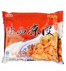 秦宗陕西凉皮(酸辣)红 Instant Noodles 168g
