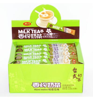 香约奶茶(哈密瓜) Soybean Drink 22g