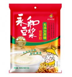 永和豆浆(无添加蔗糖)Soybean Drink 350g